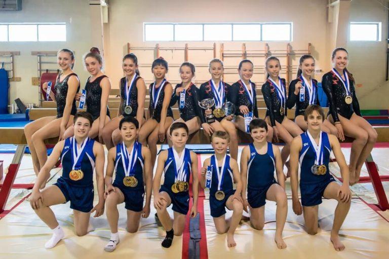 Belles performances de nos athlètes au championnat québécois