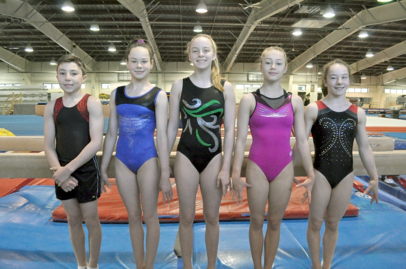 Nos gymnastes médaillés aux Championnats Canadiens!